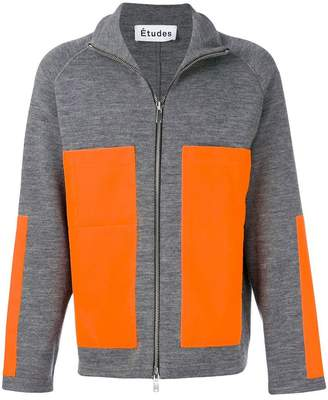 Études color-blocked jacket