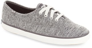 Keds ® 'Champion' Jersey Sneaker (Women) $51.95 thestylecure.com