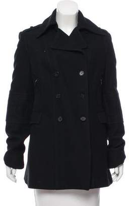 CNC Costume National C'N'C Wool Double-Breasted Coat