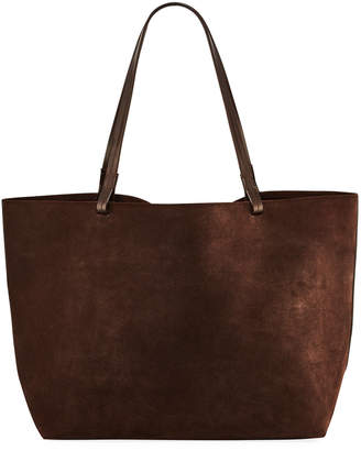 The Row Park Lux Suede Tote Bag