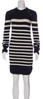 Isabel Marant Striped Knit Dress