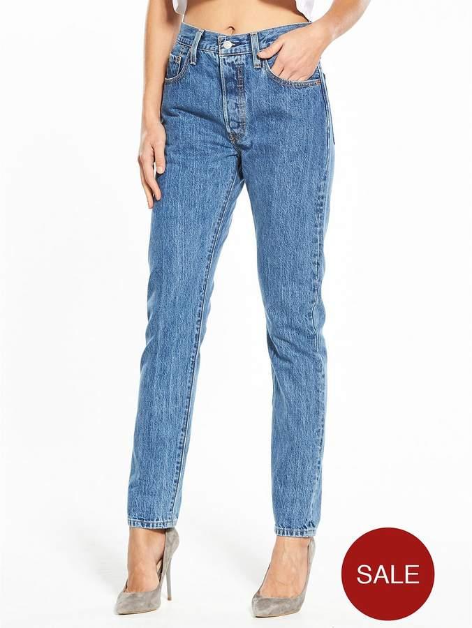 501 Skinny Jean - Rolling Dice