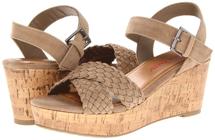 Pink & Pepper - Cindy (Taupe) - Footwear