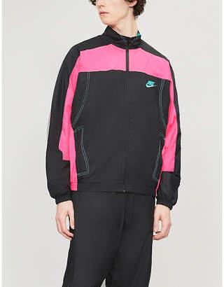 Nike x atmos shell jacket