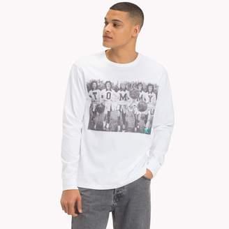Tommy Hilfiger Long-Sleeve Photo T-Shirt