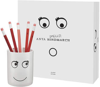 Anya Hindmarch Anya Smells Lollipop Diffuser - Blackcurrant Leaves and Rose