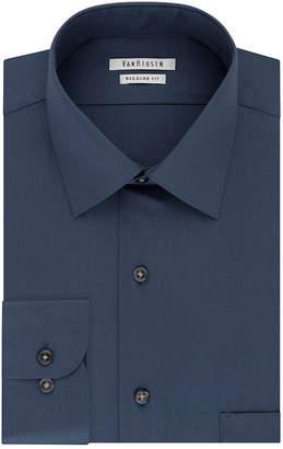 Van Heusen Long Sleeve Woven Dress Shirt
