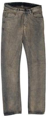 Rick Owens Woven Skinny Jeans w/ Tags