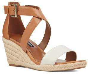 Nine West Jorjapeach Espadrille Wedge Sandal