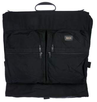 Tumi Leather-Trimmed Garment Carrier