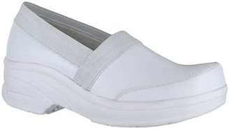 Easy Street Shoes Easy Works by Slip-on Work Shoes -Attend