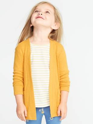 Old Navy Yellow Girls Sweaters Shopstyle