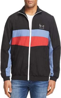 Barney Cools Color Block Stripe Track Jacket - 100% Exclusive $99 thestylecure.com