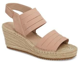 Eileen Fisher Largo Espadrille Wedge Sandal (Women)