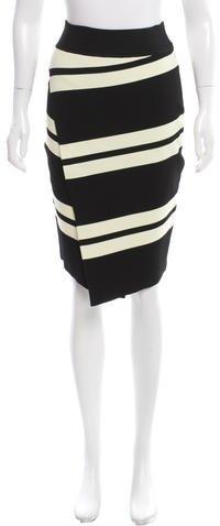 A.L.C.A.L.C. Knee-Length Bodycon Skirt