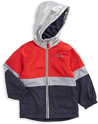London Fog F.O.G. BY Colourblocked Full-Zip Jacket