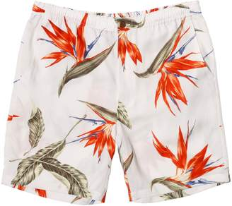 Wacko Maria BIRD OF PARADISE HAWAIIAN SHORTS