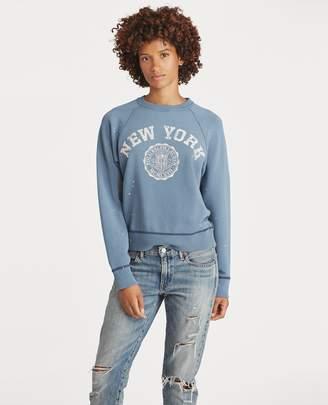 Ralph Lauren Print Fleece Pullover