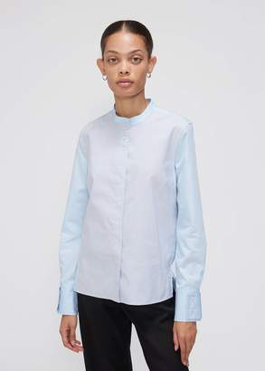 Wales Bonner Collarless Evening Shirt
