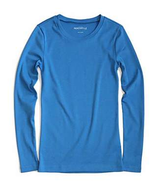 J.Crew Mercantile Women's Long Sleeve Cotton Crewneck T-Shirt