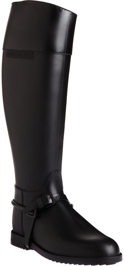 Givenchy Riding Rain Boot