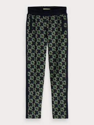 Scotch & Soda Printed Track Pants