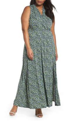 MICHAEL Michael Kors Wildflowers Maxi Dress