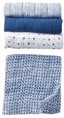 Aden Anais aden + anais Celestial Swaddle Blanket - Set of 4