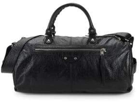 Balenciaga Arena Leather Gym Bag