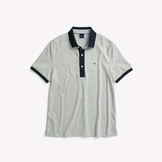 c6698f47a Tommy Hilfiger Custom Fit Heathered Polo