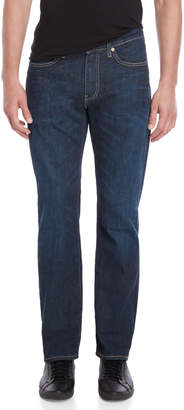 Levi's One More Blue 514 Straight Stretch Jeans