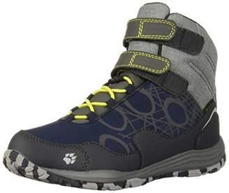 Jack Wolfskin Unisex Portland Texapore HIGH VC K Kid's Waterproof Casual Winter Boot Snow