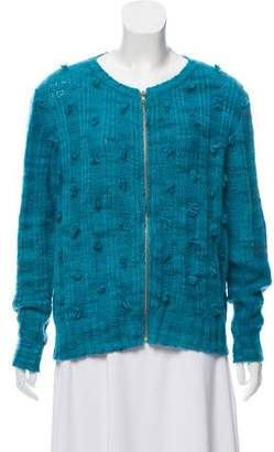 The Elder Statesman Cactus Cashmere Sweater w/ Tags