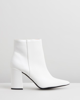 Irvine Ankle Boots
