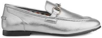 Gucci Children's Jordaan leather loafer