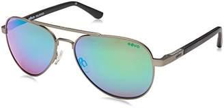Revo Raconteur Polarized Lightweight Classic Aviator Sunglasses