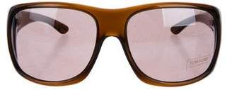 Tom Ford Kennedy Tinted Sunglasses