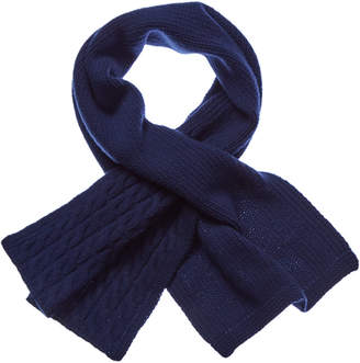 Lafayette 148 New York Luxe Wool & Cashmere-Blend Scarf