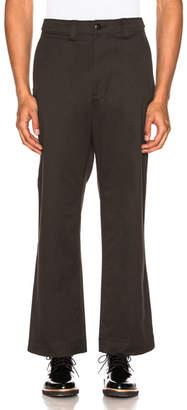 Junya Watanabe Cotton Twill Trousers