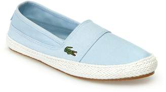 Lacoste Women's Marice Canvas Slip-ons