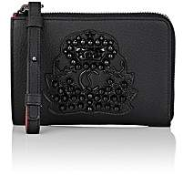 Christian Louboutin Men's Travel Wallet - Black
