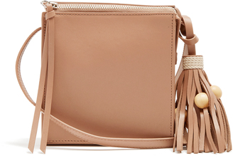 ELIZABETH AND JAMES Sara leather cross-body bag $300 thestylecure.com