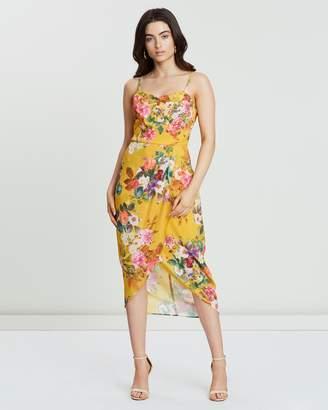 Cooper St Vivid Drape Dress