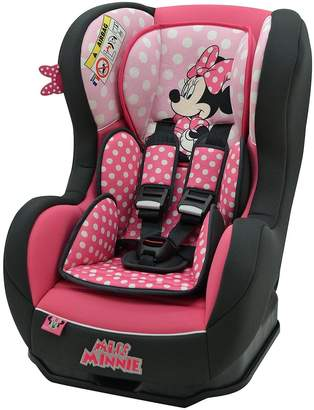 Baby Essentials Minnie Mouse Disney Minnie Mouse Cosmo SP Luxe Group 0-1-2 car seat