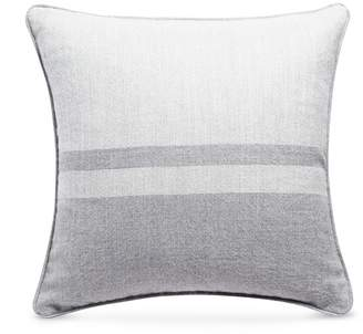Lane Crawford Baby alpaca cushion - Stripe Grey