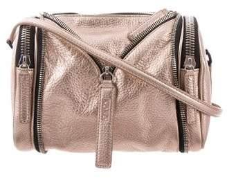 Kara Metallic Crossbody Bag