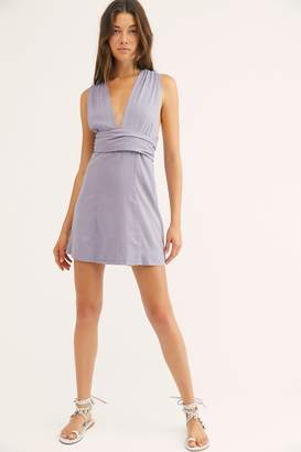 The Endless Summer Babys Got It Convertiable Mini Dress