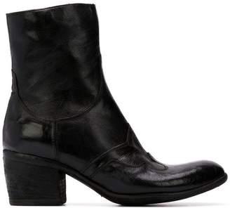 Fauzian Jeunesse' Fauzian Jeunesse cuban heel ankle boots