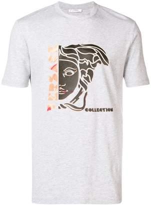 Versace printed Medusa Head T-shirt