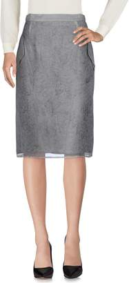 Haute Knee length skirts - Item 35331493LM